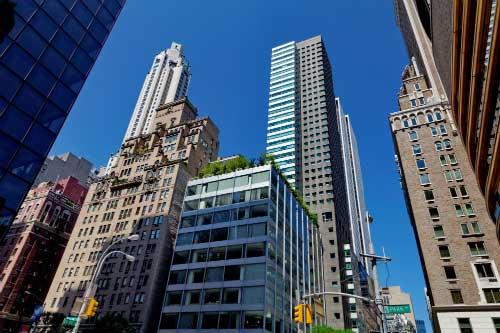 NYC buidings