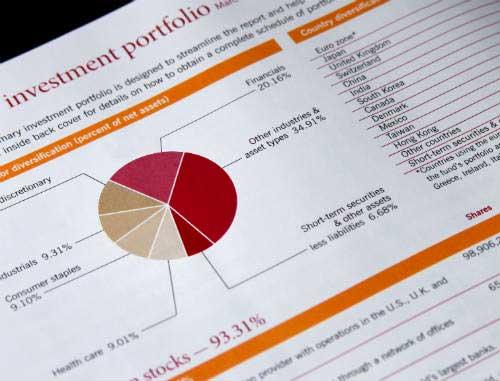 Investment Portfolio Stats